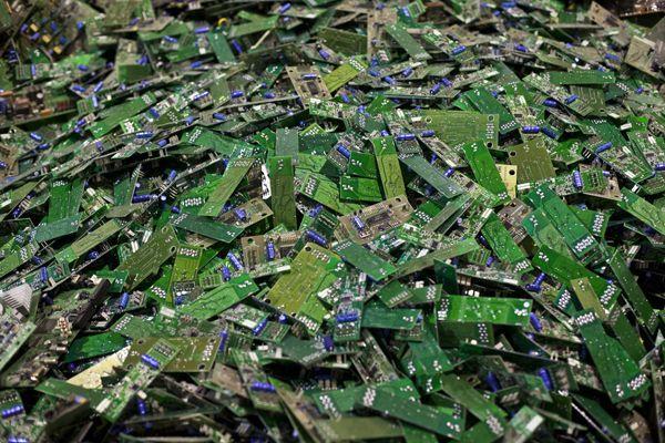 PCB-Recycling